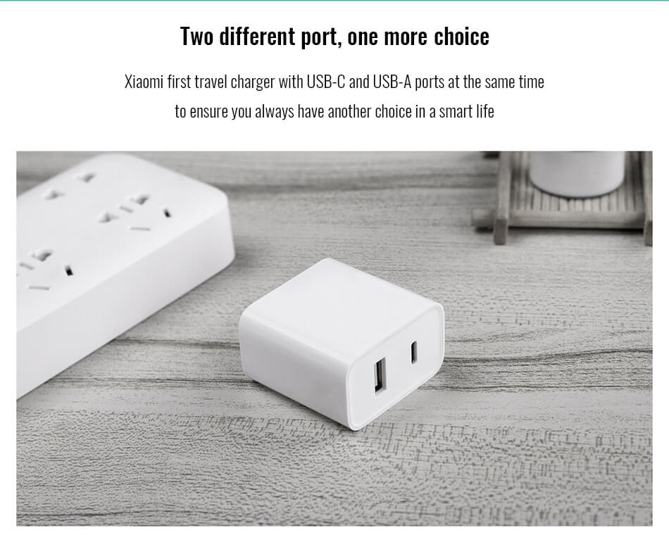 Xiaomi Type-C USB Charger