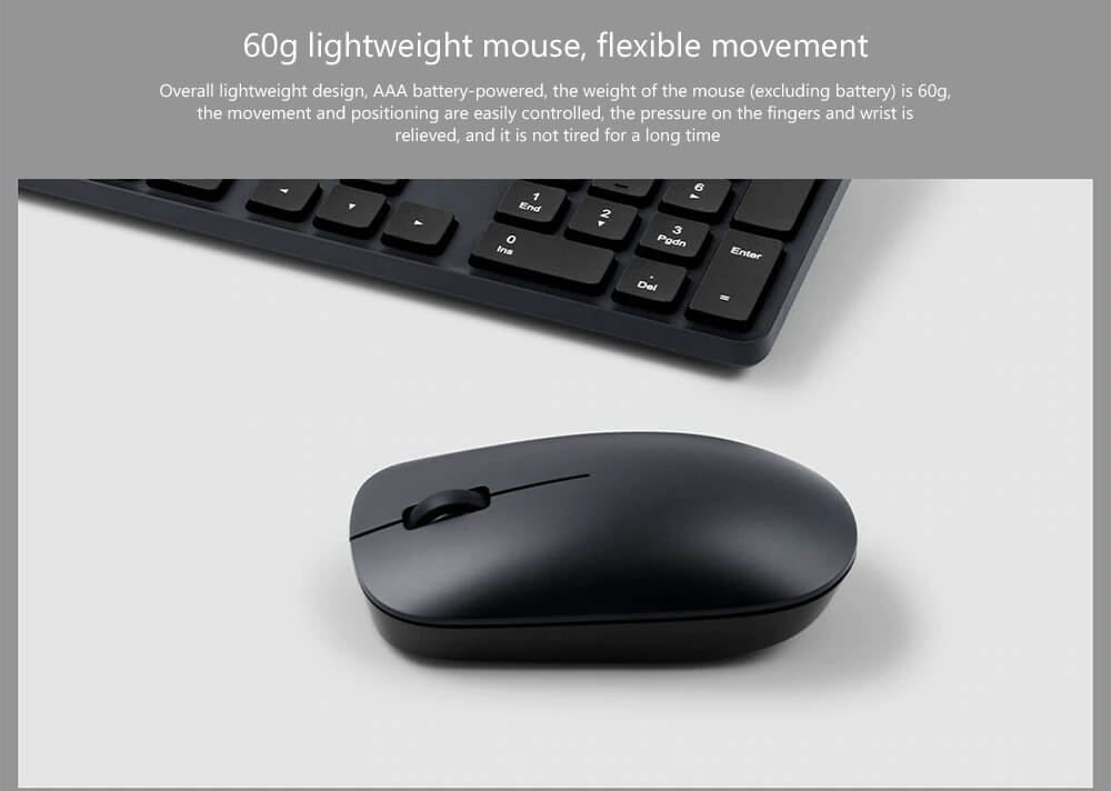 Xiaomi Keyboard and Mouse Set