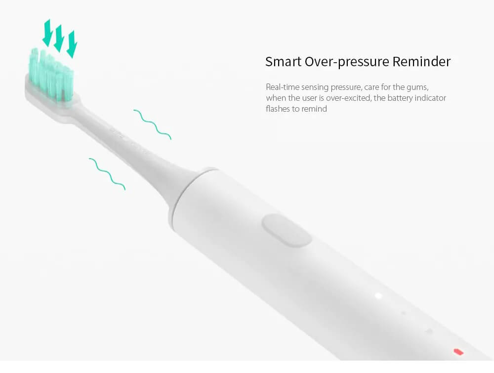 Xiaomi T500 Sonic Electric Toothbrush
