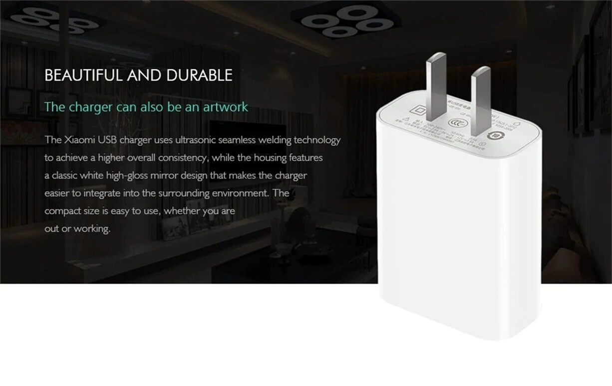 Xiaomi Fast Charger 18W