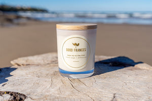 Fresh Sage + Driftwood Coconut Soy Candle