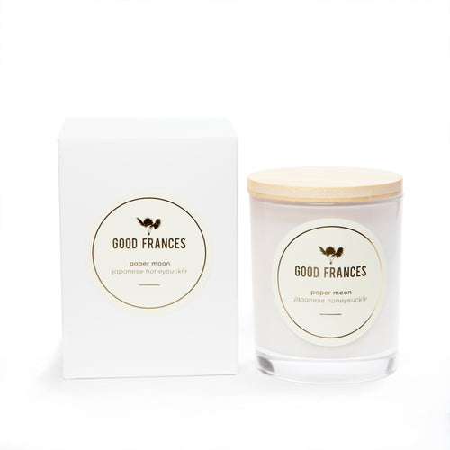 Japanese Honeysuckle Coconut Soy Candle