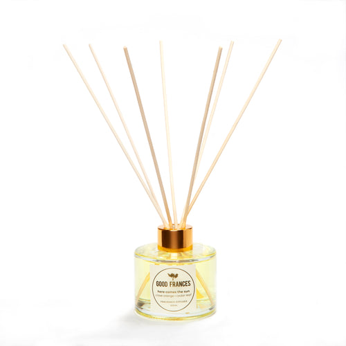 Clove, Orange & Cedar Leaf Reed Diffuser