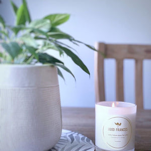 Coconut & Lime Coconut Soy Candle