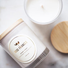 Load image into Gallery viewer, Japanese Honeysuckle Coconut Soy Candle