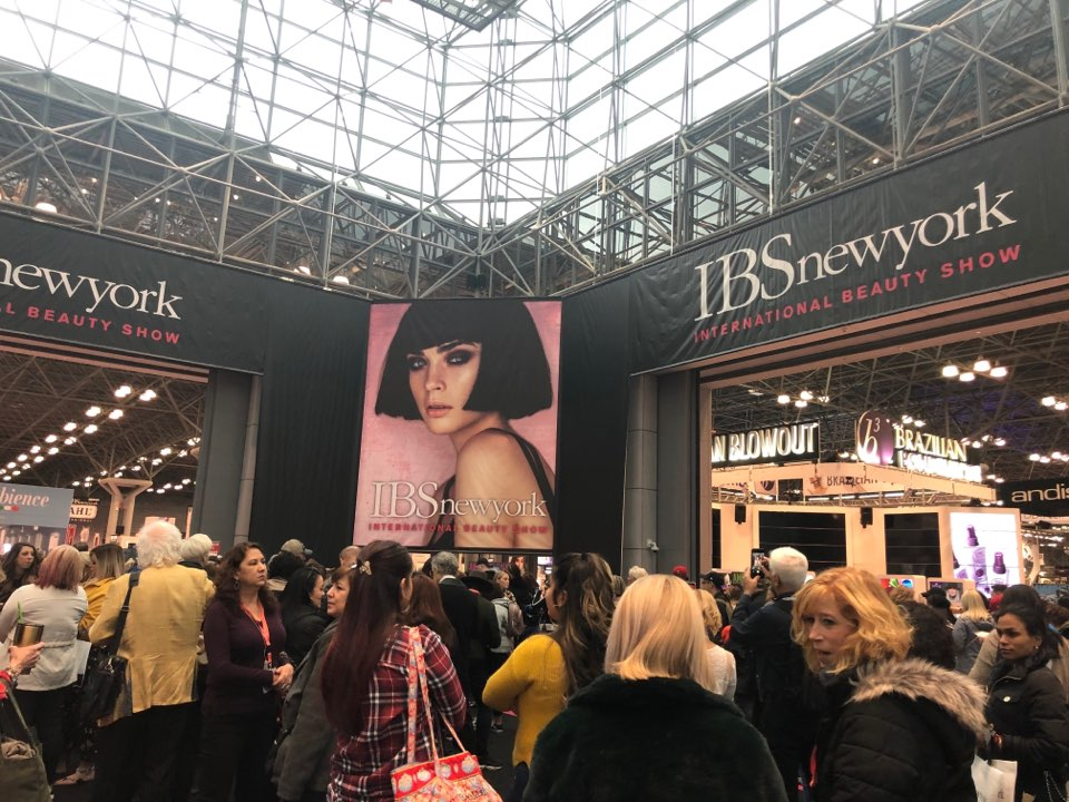 International Beauty Show New York
