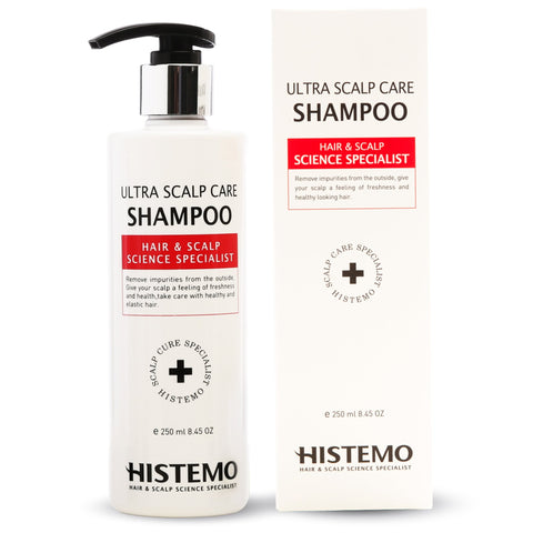 Shampoo 250ml + Nutritioner 200ml Package