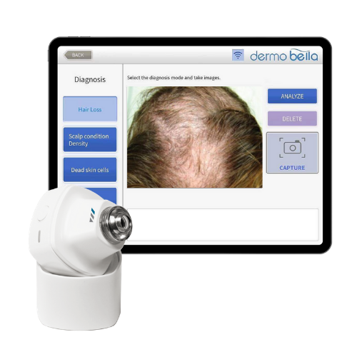 Smart Hair Diagnosis Solution