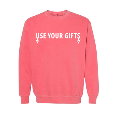 Use Your Gifts Sweater
