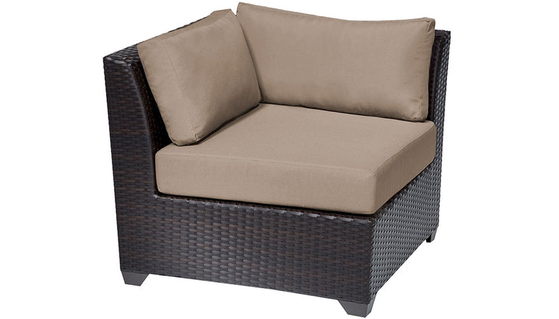 Barbados 5 Piece Outdoor Wicker Patio Furniture Set 05a