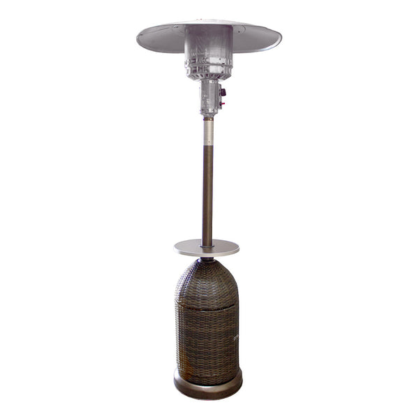 AZ Patio Heaters - Outdoor Wicker Patio Heater