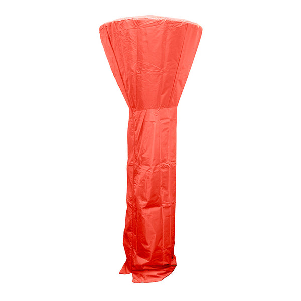 AZ Patio Heaters - Tall Patio Heater Cover in Paprika
