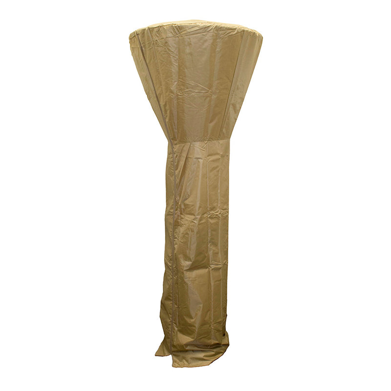 AZ Patio Heaters - Tall Patio Heater Cover in Tan