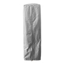 AZ Patio Heaters - Glass Tube Patio Heater Cover in Silver
