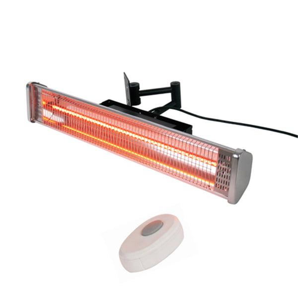 Electric Wall Mounting Heater, Indoor-Outdoor