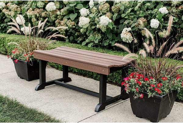 "Heritage 42"" Outdoor Patio Bench by Wildridge"