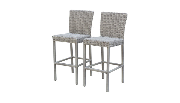 2 Coast Barstools w- Back