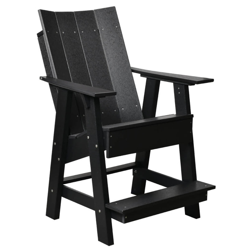 Outdoor Contemporary High Adirondack Chair by Wildridge