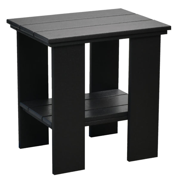 Contemporary Adirondack Side Table by Wildridge