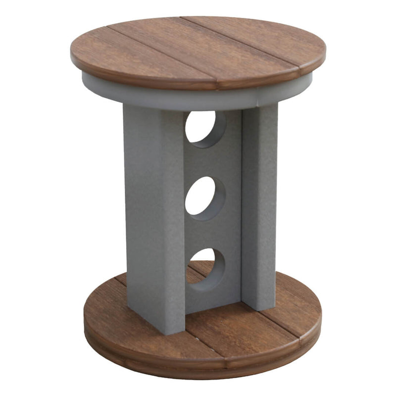 Outdoor Manhattan Rise Bar Stool by Wildridge