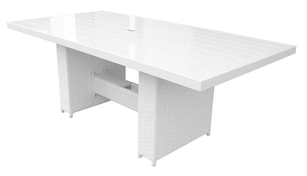 Miami Rectangular Outdoor Patio Dining Table