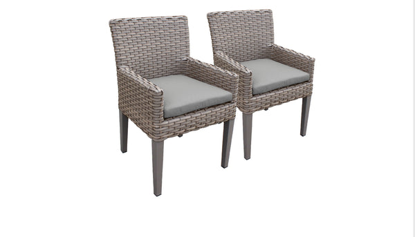 2 Monterey Dining Chairs With Arms