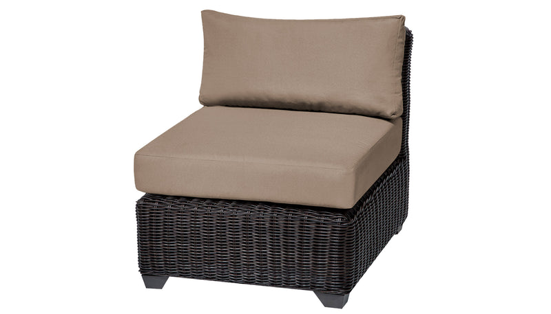 Venice 6 Piece Outdoor Wicker Patio Furniture Set 06b