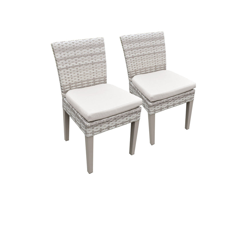2 Fairmont Armless Dining Chairs