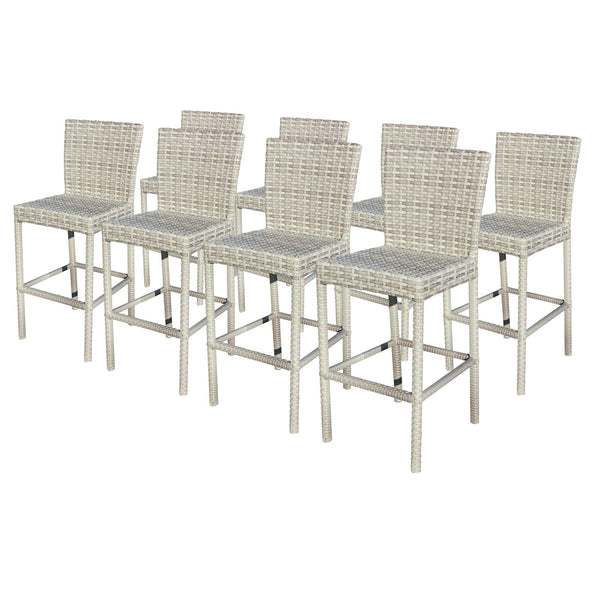 8 Fairmont Barstools w- Back