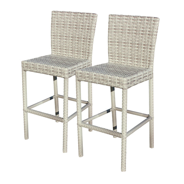2 Fairmont Barstools w- Back