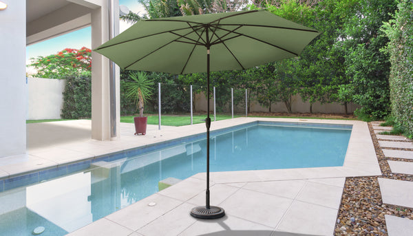11' Outdoor Market Umbrella