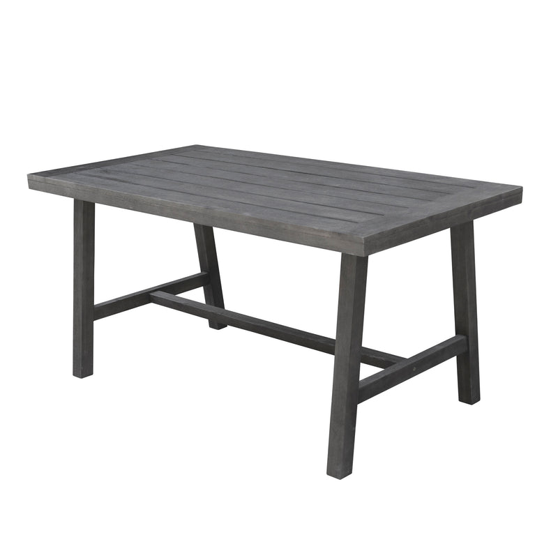 LATA Outdoor Patio Picnic Dining Table