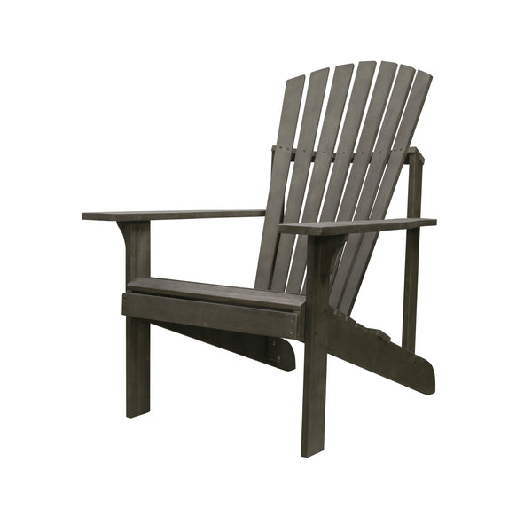 LATA Outdoor Patio Wood Adirondack  Chair