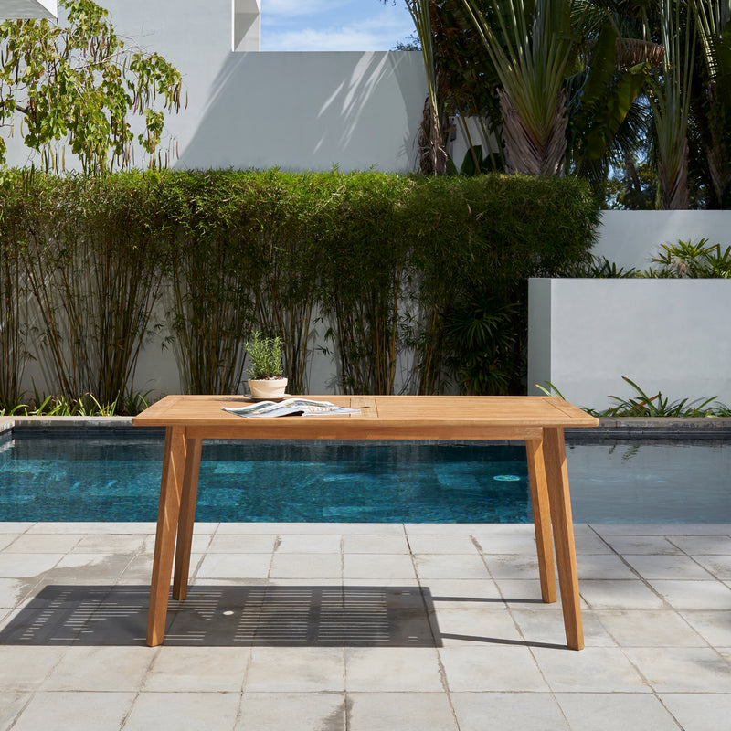 RATU  Wood Dining Table