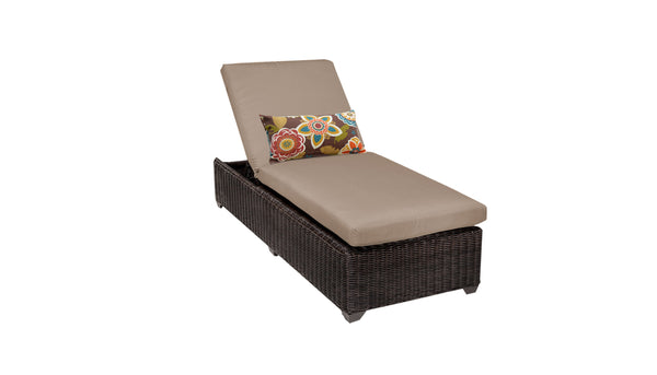 Venice Chaise Outdoor Wicker Patio Furniture