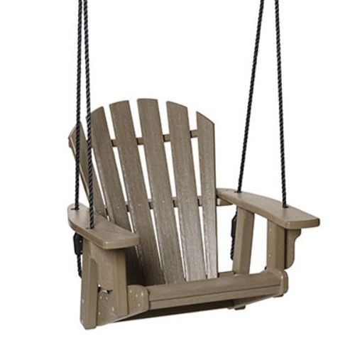 Contemporary Adirondack Swing by Breezesta