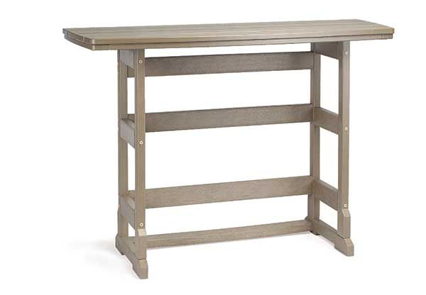 "21"" x 60"" Bar Height Terrace Table by Breezesta"