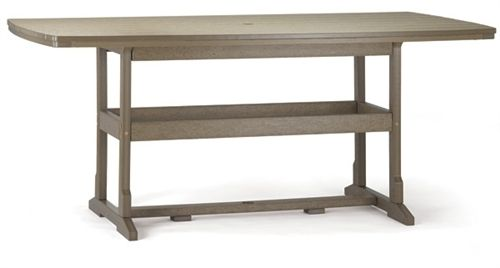 "42"" x 84"" Counter Table by Breezesta"