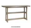 "21"" x 60"" Counter Height Terrace Table by Breezesta"