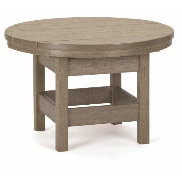 "32"" Round Conversation Table by Breezesta"