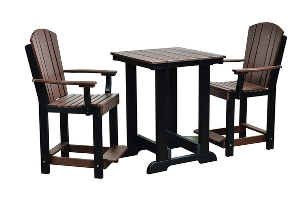 Heritage 3 Piece Patio Set by Wildridge