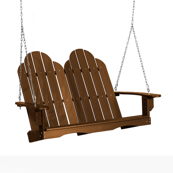 Classic 4 Foot Adirondack Swing by Wildridge