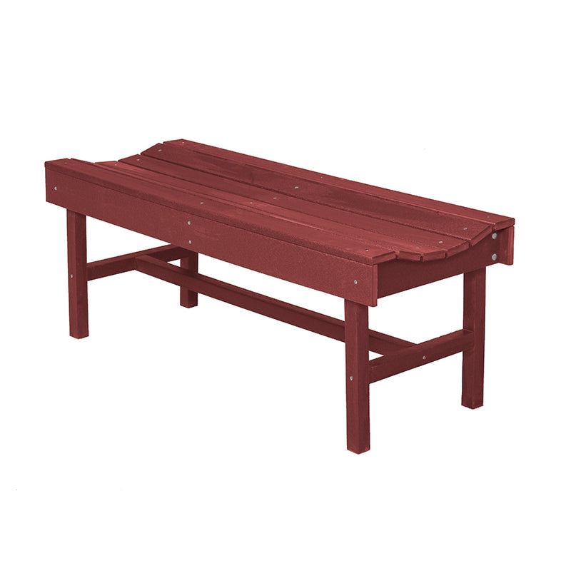 Classic 4 Foot Vineyard Bench by Wildridge