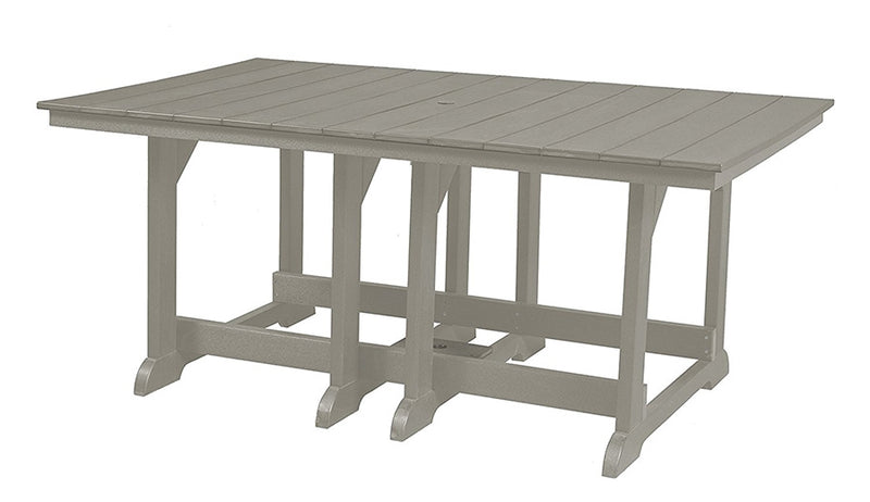 "Heritage Dining Table 44""x72"" by Wildridge"