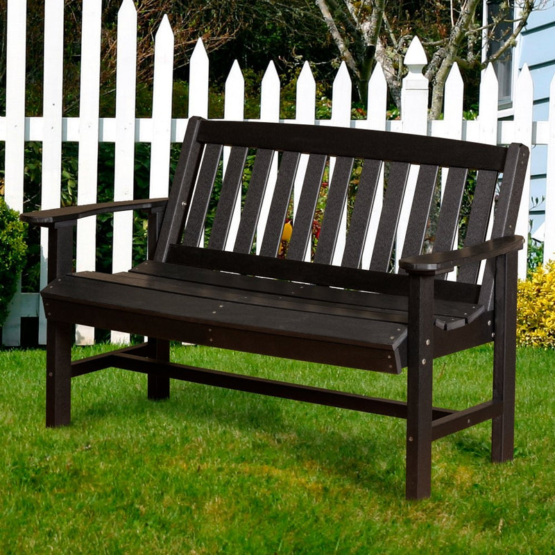Classic 5 Foot Mission Bench by Wildridge