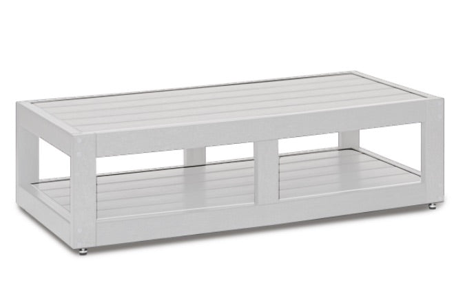 "Palm Beach 48""x26"" Coffee Table by Breezesta"