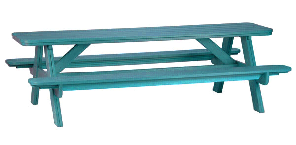 96 inch Picnic Table by Breezesta