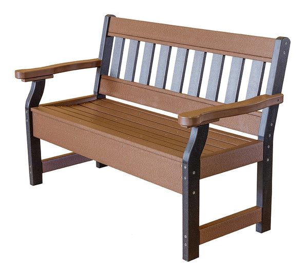 Heritage Garden Bench by Wildridge