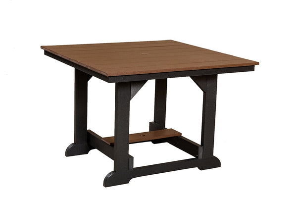 "Heritage Dining Table 44""x44"" by Wildridge"