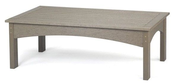 "Piedmont 48""x28"" Coffee Table by Breezesta"